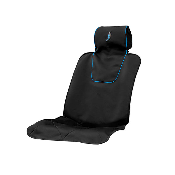 Anti-sweat car seat cover - Dry Rub Mild - Blue Smoke