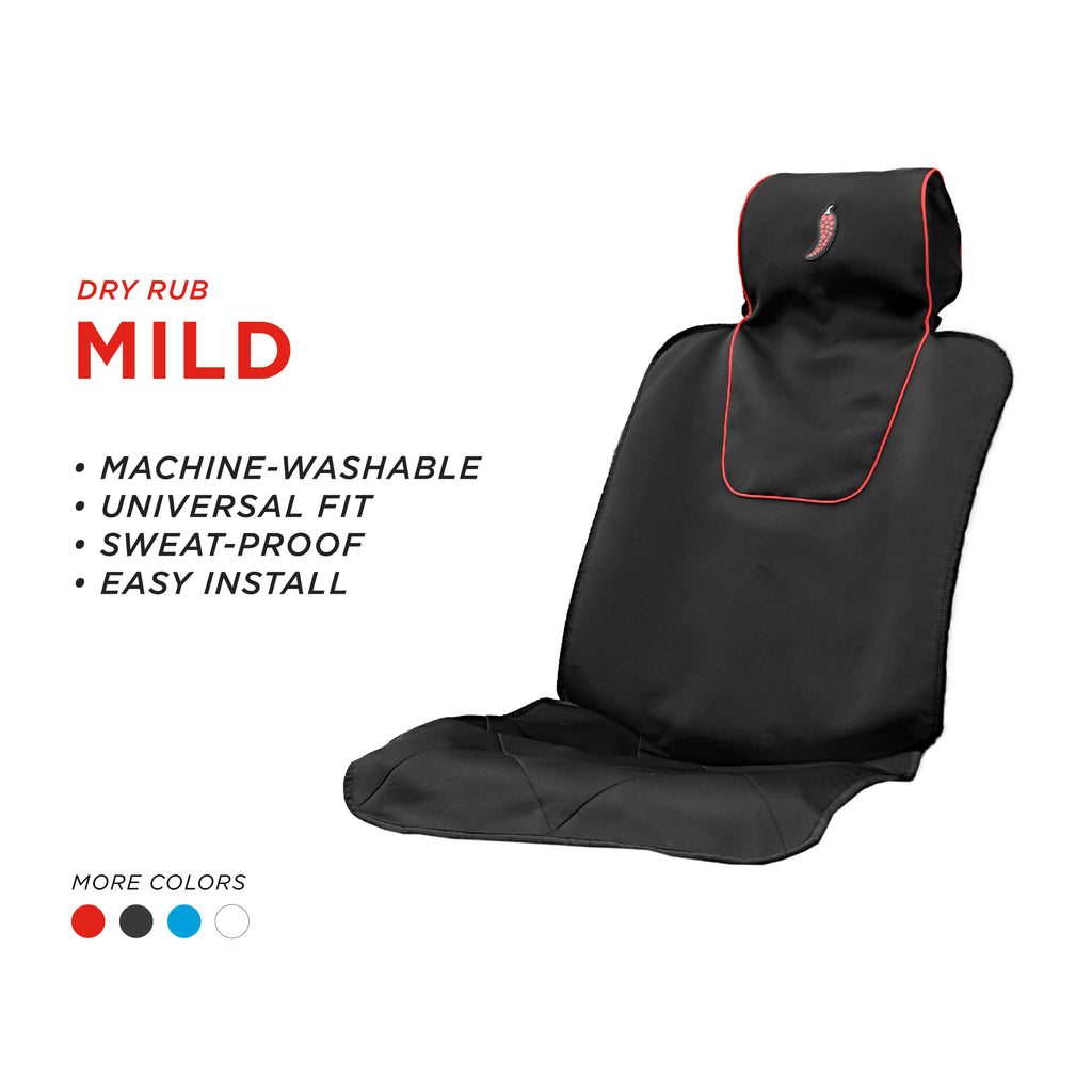 Anti-sweat car seat cover - Dry Rub Mild