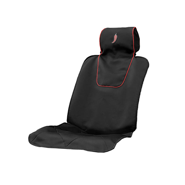 Anti-sweat car seat cover - Dry Rub Mild - Red Chili