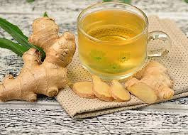 How to make ginger water to treat migraines, heartburn, joint and muscle pain