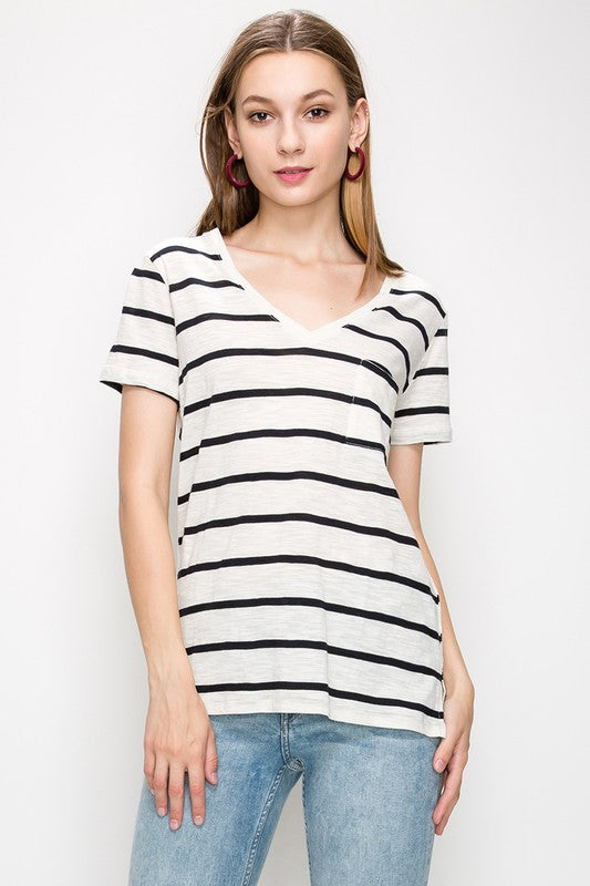 Elenor Tee - Multiple Colors - Gracie James Clothing