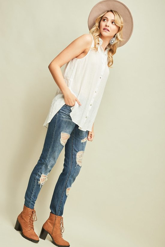 Dixie Top - Multiple Colors - Gracie James Clothing