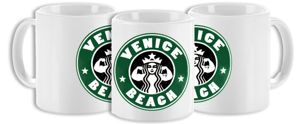 Venice Beach Coffee Shop Mug