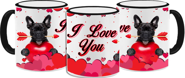 Give you my Heart Valentines Mug - Vivid Sportswear