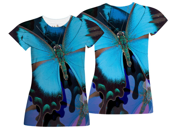 Nightly Butterfly Sublimated T-Shirt - Vivid Sportswear