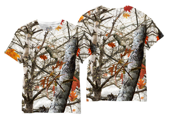 Adults Camouflage Sublimation T-Shirt - Vivid Sportswear