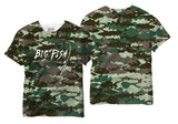 Adults Big Fish Camo T-Shirt - Vivid Sportswear