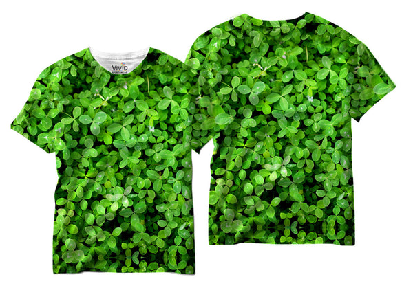 Shamrock Sublimation T-Shirt - Vivid Sportswear
