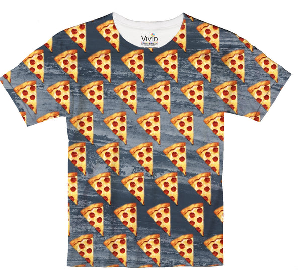 Pizza Slices T-Shirt - Vivid Sportswear