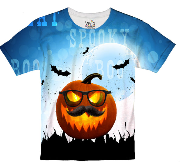 Cool Pumpkin Sublimatin T-Shirt - Vivid Sportswear