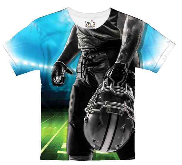 Football Dream T-Shirt - Vivid Sportswear