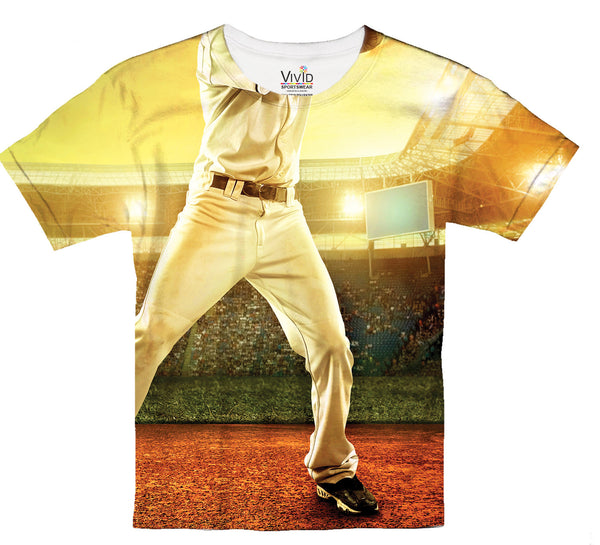 Baseball Dream T-Shirt - Vivid Sportswear
