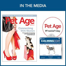 Calming Coat in the Media