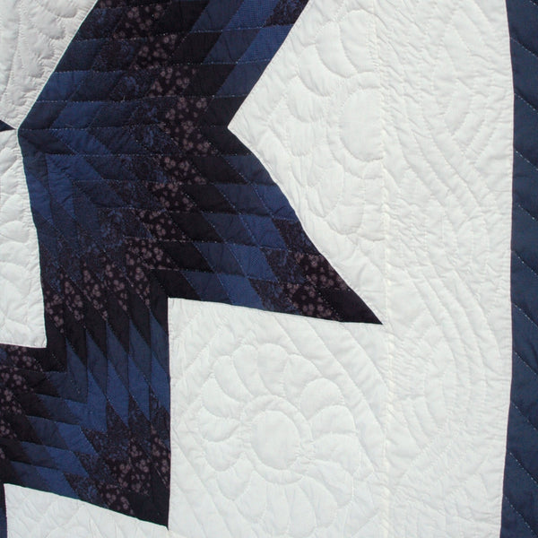 Mariner's Star Quilt, Amish Solutions