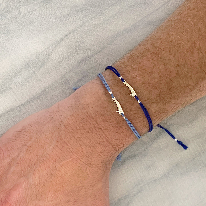 MICRO BARRACUDA ROPE BRACELET