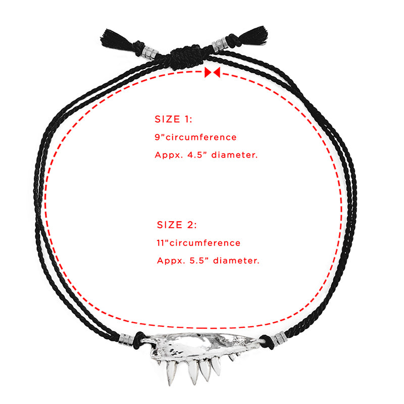 BARRACUDA ROPE BRACLET