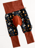Farm Animals Grow Along Babywear® Pants - Sugar Sandwich Design