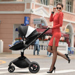 3 in 1  Baby Stroller 2017 travel system and Bassinet Combo