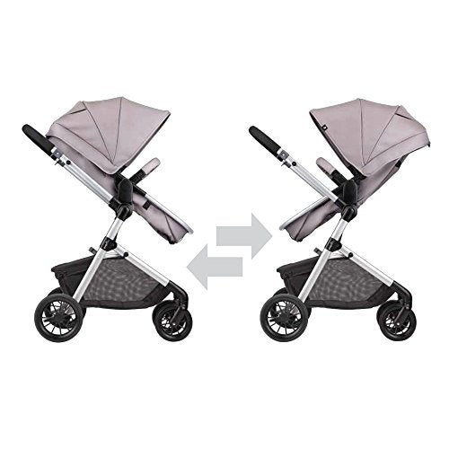 3 in 1 Luxury 2018 Baby Stroller With Car Seat And Base Fashion Design Travel System Combo Pram