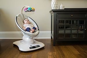 Bluetooth-enabled high-tech baby swing – classic nylon fabric with 5 unique motions