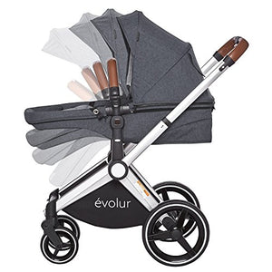 2 Way Modern Style Baby Stroller Infant And Toddler Stroller