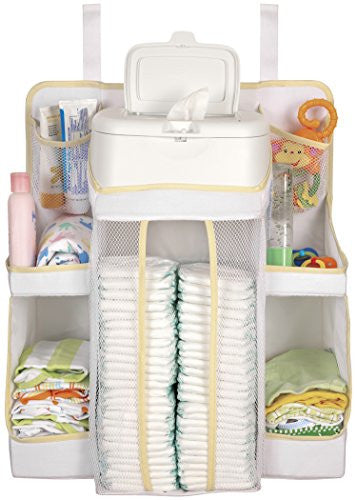Previous slide  sc 1 st  TAY Online Store & Nursery Organizer and Baby Diaper | Hanging Diaper Organization ...