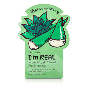 TONY MOLY I'M REAL MASK SHEET - ALOE VERA