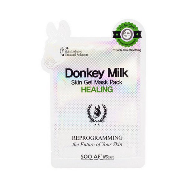 Freeset Donkey Milk Skin Gel Mask - Healing
