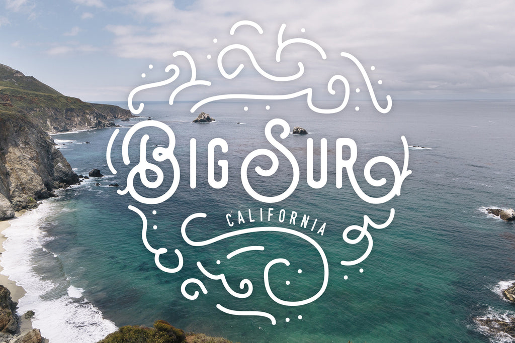 Big Sur Fine Art Photography