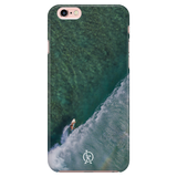 Surfer iPhone Case