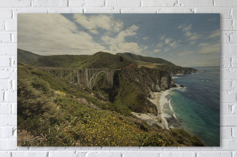 Bixby Bridge on Maplewood