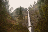 Multnomah Falls on Maplewood