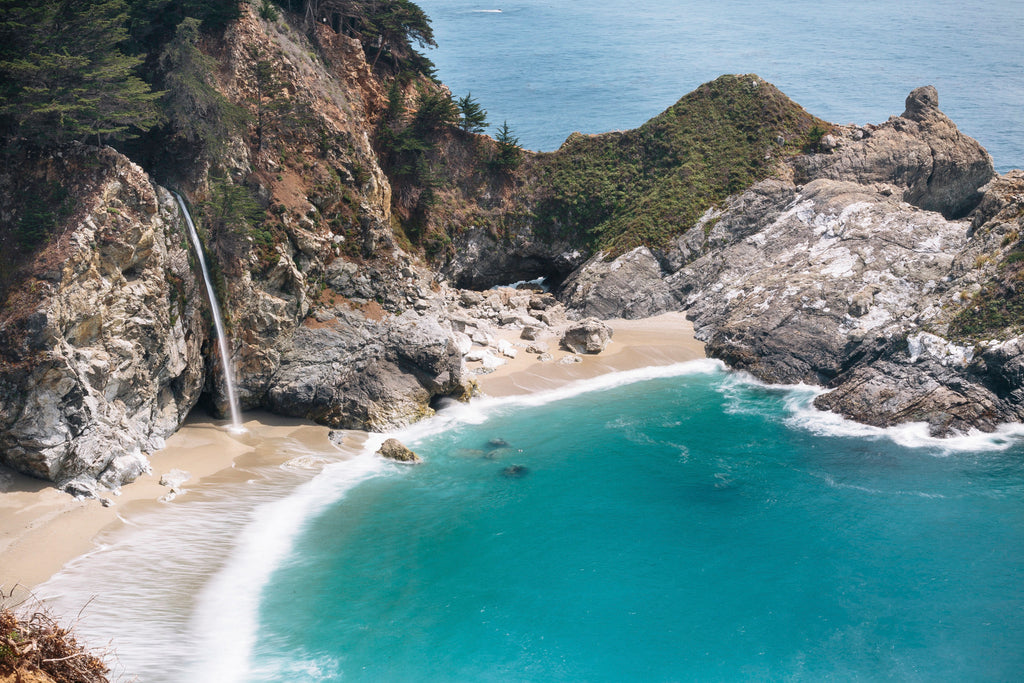 McWay Falls Waterfall
