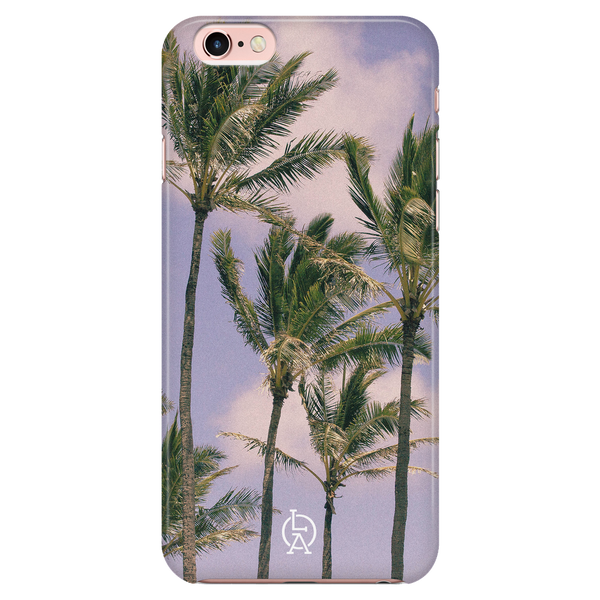 Kauai Palms iPhone Case