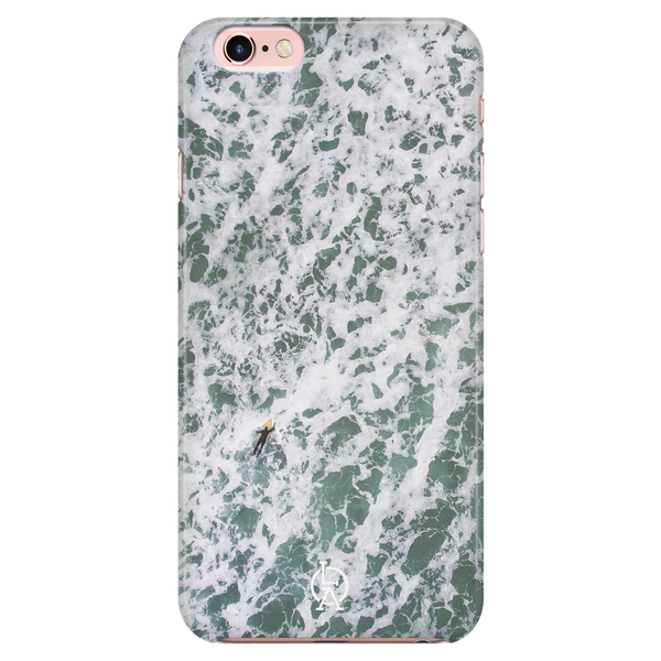 Frothy iPhone Case