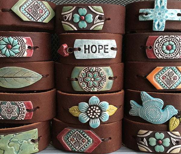 Leather Cuff Fundraising Bundle