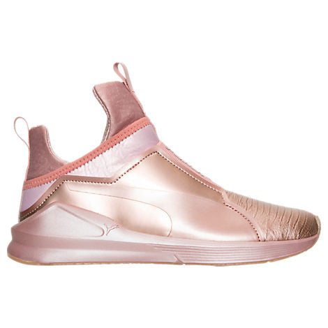 Puma Fierce Metallic -Rose Gold-Black-Silver