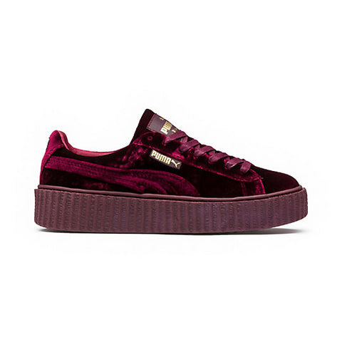 FENTY by Rihanna Velvet Creeper Sneaker (Women)