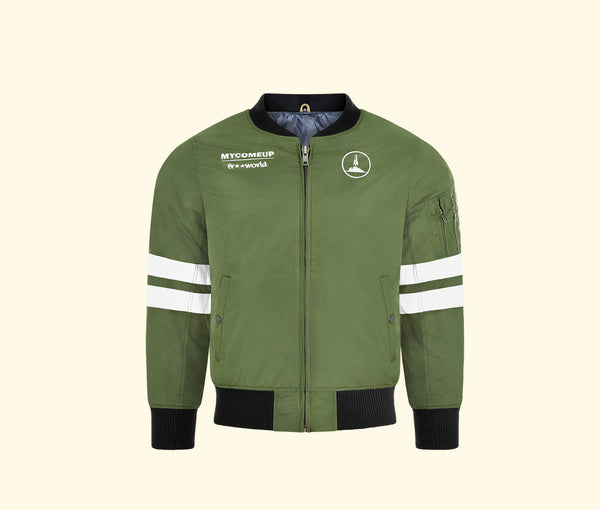 FreeWorld | Green Bomber