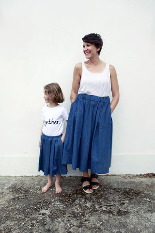 Marg Midi Skirt Kids