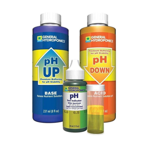 pH Up & pH Down