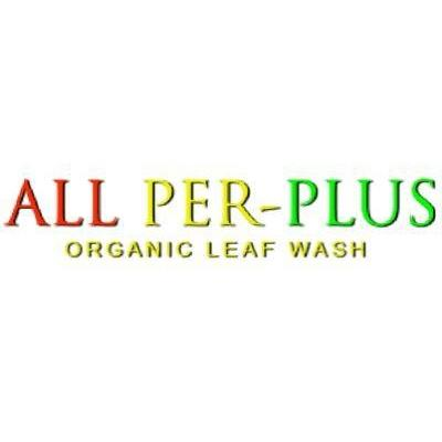 All Per-Plus Organic Leaf Wash