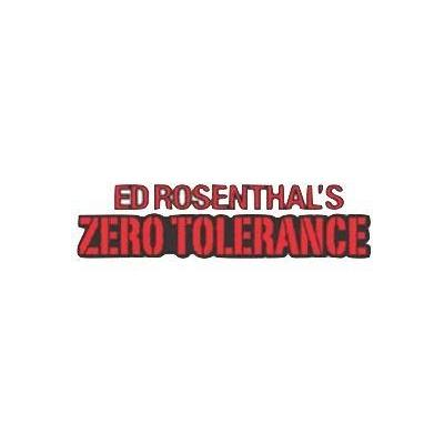 Ed Rosenthal's Zero Tolerance