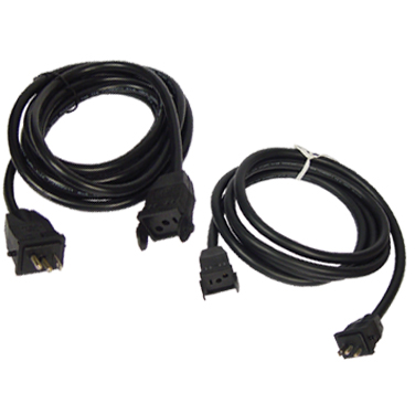 10' Lamp Extension Cord, 14 Gauge