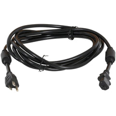 12' Smart Volt® Cord with 2 Molded Ferrites, 120 Volt