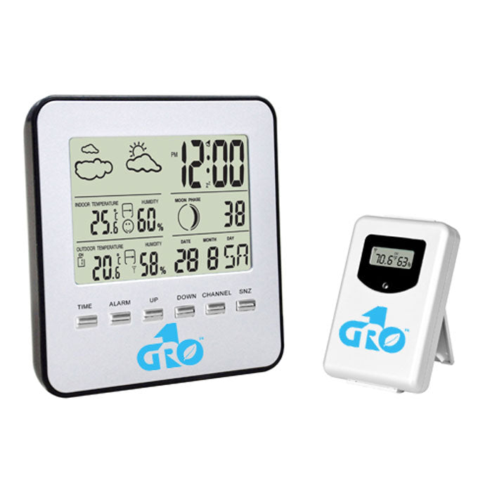 Grow1 Wireless Weather Station with Sensor