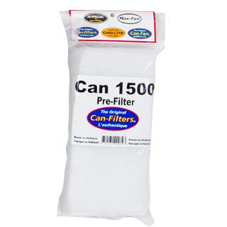 Can-Filters® 1500 Pre-Filter | Special Order Only
