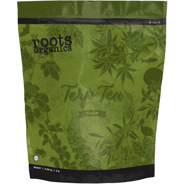 Roots Organics Terp Tea Grow, 40 lb | Special Order Only
