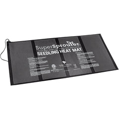 "Super Sprouter® 4 Tray Seedling Heat Mat, 21"" x 48"""