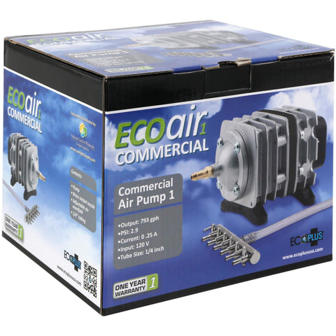 EcoPlus® Commercial Air 1 - 18 Watt Single Outlet, 793 GPH
